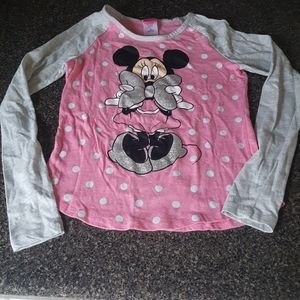 Disney Minnie Mouse long sleeve tee